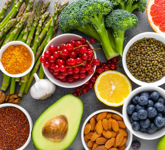 Vision May Not Just Be About Age. It May Be In The Foods You Eat.