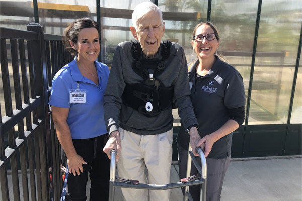 Occupational Therapy Helps Your Loved One Maintain Independence