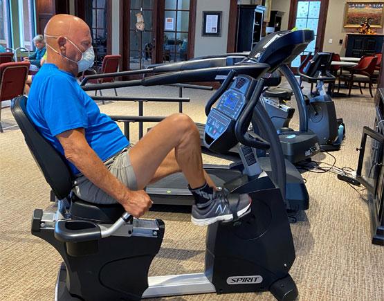 senior fitness exercise equipment