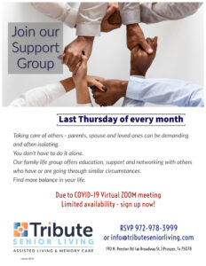 friends and family support group